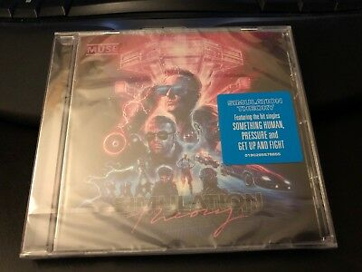 MUSE - Simulation Theory - Brand New CD - Fast Shipping