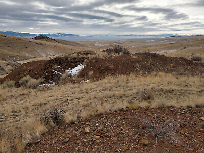 GOLD MINE Historic Rochester MT Easy Gold 40 Acre Gold Mining Claim