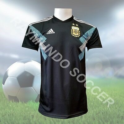 ADIDAS MEN S ARGENTINA 18 19 Authentic Home Jersey White Clear Blue ... 2224293be