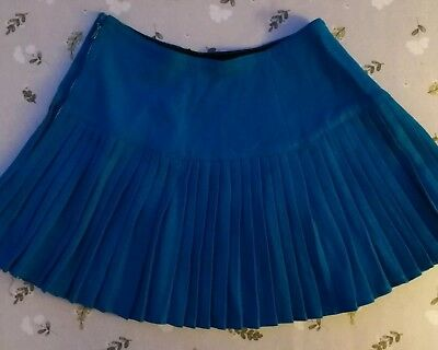 "Vintage 1960's Ice Skating Skirt And Pants by Trimwear 24"" Waist"