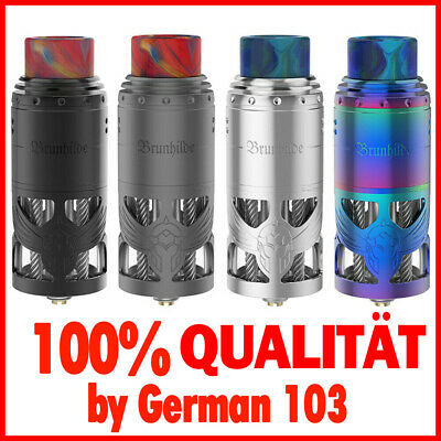 Vapefly Brunhilde RTA Verdampfer Selbstwickler Tank by German 103 - ORIGINAL