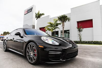 2014 Porsche Panamera GTS 2014 PANAMERA GTS - $130K MSRP NEW - PREMIUM PACKAGE - LED DYNAMIC LIGHT PACKAGE