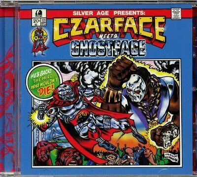 CZARFACE - Czarface Meets Ghostface - CD