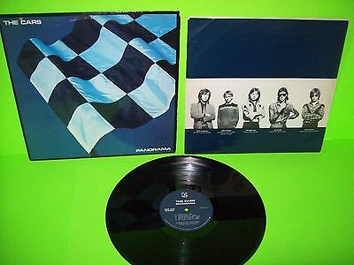 The Cars – Panorama 1980 Vinyl LP Record New Wave w/ Touch And Go Canada EX+