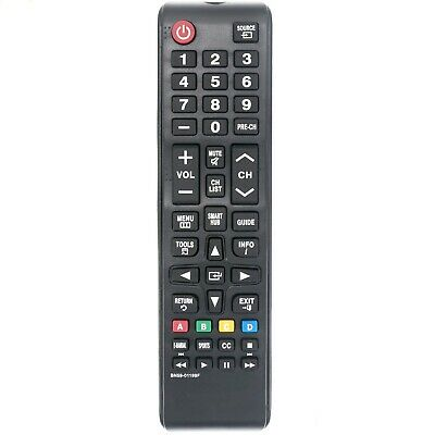 New TV Remote Control BN59-01199F Replacement for Samsung LED LCD HDTV Smart TV