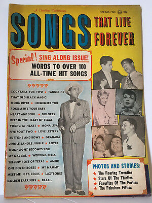 VINTAGE SONG BOOK -