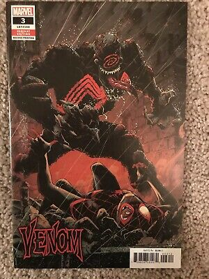 Venom #3 2nd Print Variant And #5 Lot Of 2 1st App Knull God Of The Symbiotes!!!