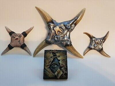 Throwing Star prop,Jeepers Creepers . Cosplay, Costume.movie memorabilia,