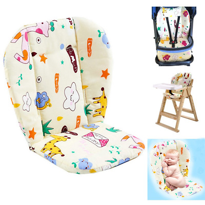 Baby Stroller Car High Chair Seat Cushion Liner Mat Pad Cover Protector Breath