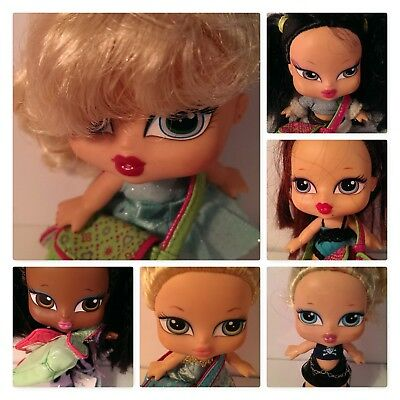 Bratz Dolls Babyz Cloe Jade Zama Meygan Clothes Shoes Collector *Choose*