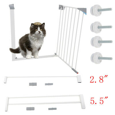 New Extra Tall Walk Safety Through Baby Kid Security Dog Pet Door Gates Fence