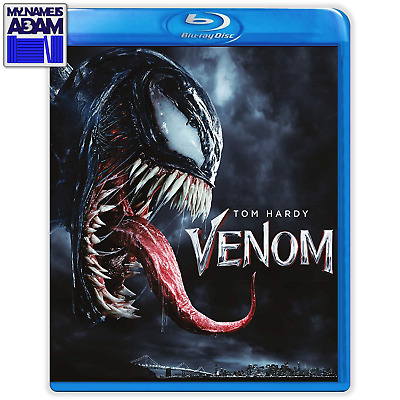 [MARVEL] VENOM Blu-ray 3D + 2D (REGION FREE) IN STOCK - SHIPS NEXT BUSINESS DAY!