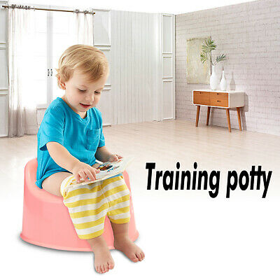 Children Kids Baby Toilet Toddler Potty Training Seat Trainer Safe Urinal Chair