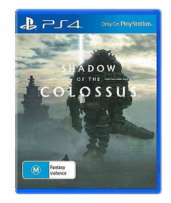 Shadow Of The Colossus (Eng / Chi Ver.) Para PS4 Sony Playstation