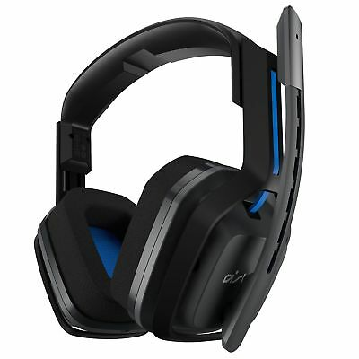 Astro A20 PS4 Wireless Gaming Headset - Black/Blue.