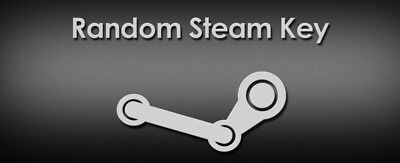 ✅INSTANT DELIVERY✅1x Random ✅Steam Key GLOBAL
