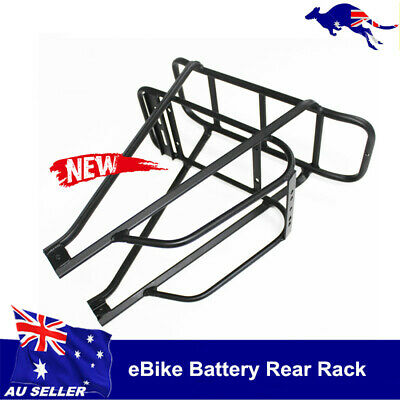 bicycle Battery rack Rear Shelf Rear Rack Rear Carrier for 36v 48v battery