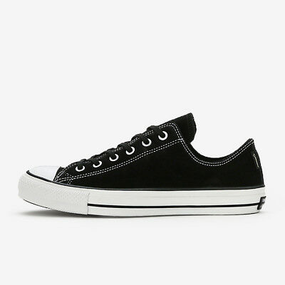 c6f9d2b3930757 CONVERSE ALL STAR 100 GORE-TEX SUEDE OX Black Chuck Taylor Japan Exclusive