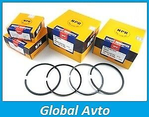 Npr Japan Piston Ring Full Set Std For Nissan Micra K11 1.0L 1.3L Cg10De Cg13De