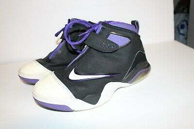 new concept 08c8b f7226 NIKE ZOOM FLIGHT CLUB 354183-015 THE GLOVE 09 BASKETBALL MENS SNEAKERS Size  7.5