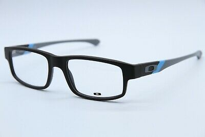 a6e2e047b88 🔥new Oakley Ox1112-0653 Black Stand Out Authentic Eyeglasses Ox 1112 Rx 53-
