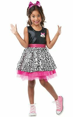 Official LOL Surprise Diva Doll Costume Girls L.O.L. Fancy Dress Outfit