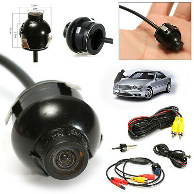 170° Reverse Car Rear View Backup Parking Camera Cam With Reverse Guidelines