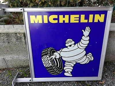 Plaque Michelin Recto Verso
