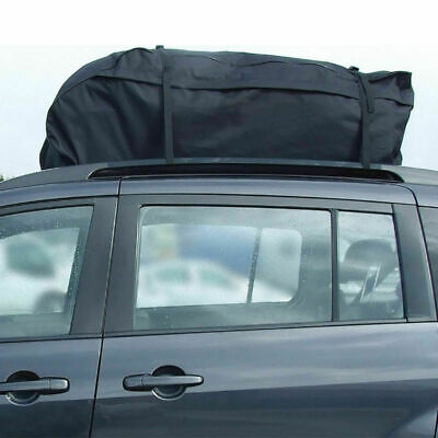 458L Xl Universal Car Roof Bag  Water Resistant Storage Box Cargo Carrier Bid