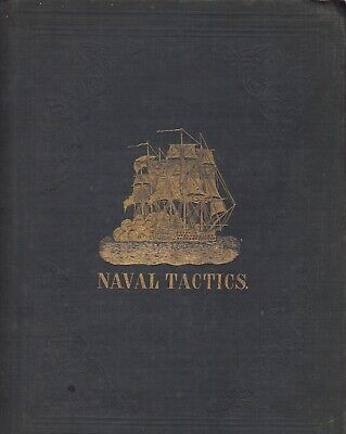 Naval Tactics and Trials of Sailing. Biddlecombe, George FREE UK P+P