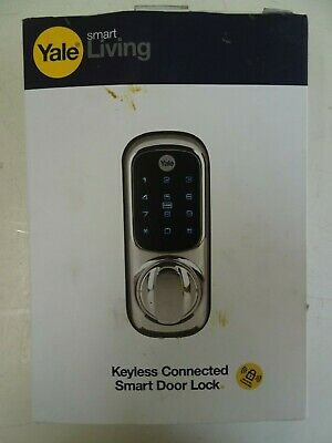 Yale Keyless Connected Touch Screen Smart Door Lock [L]