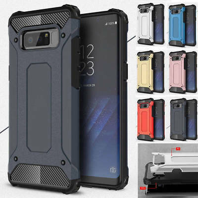 Samsung Galaxy A5 2017 Case Slim Armor Hybrid Hard Shock Proof Tough Case Cover