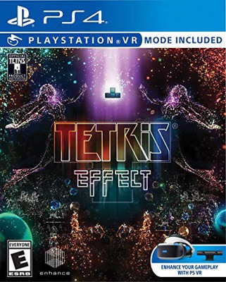 Ps4 Strategy-Tetris Effect (Us Import) Ps4 New
