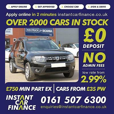 Dacia Duster 1.5dCi ( 107bhp ) Ambiance FROM £49 PER WEEK