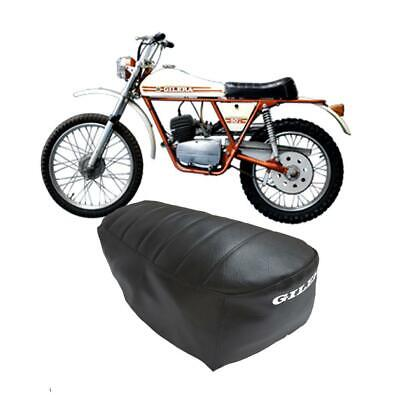 GILERA 50 TRIALS 400mm SHORT SEAT COVER with GILERA LOGO TO REAR