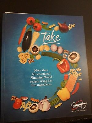 Take 5 slimming world book new Unwanted Item