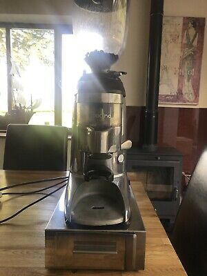 Fracino Coffee Grinder - Excellent working Condition And Knockout Box