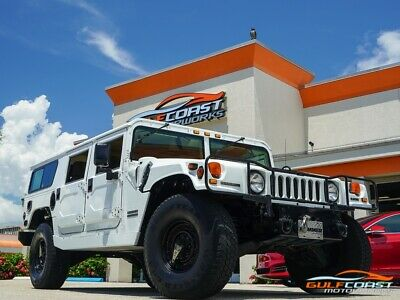 2000 Other Makes All Models Hard Top 2000 AM General Hummer Hard Top RARE ONLY 12K MILES!