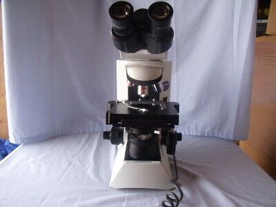 Olympus CX-31 CX31 Microscope w/ Eyepieces Objectives 4x, 10x, 40x, 100x!