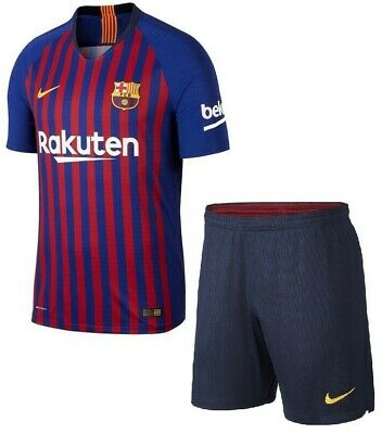 6b7afb8f9de KIDS BARCELONA FC Football Kit - Shirt/Shorts - BNWT - Size 3-4 ...