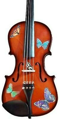Butterfly Dream Natural Violin Outfit