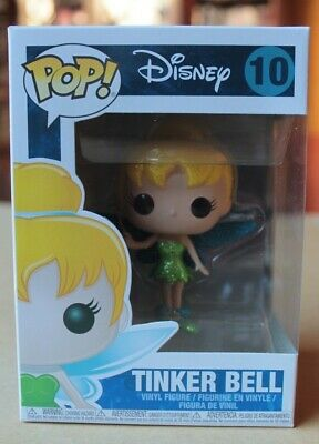 Tinker Bell Glitter - Pop Funko - New [#10]