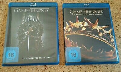 Game of Thrones Staffel 1 & 2 (Blu-ray)