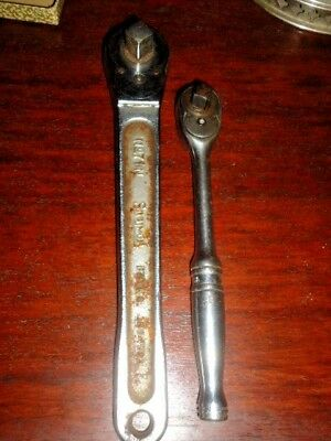 2 SNAP-ON Ratchets F710 & 71N