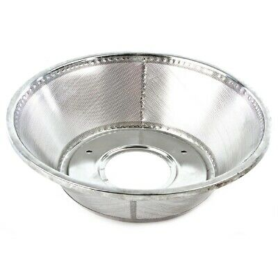 Basket (Strainer Only) 0.5mm Holes (Next working day UK Delivery)