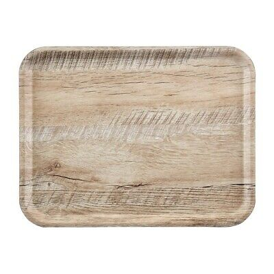 Cambro Madeira Tray Light Oak 460mm (Next working day UK Delivery)