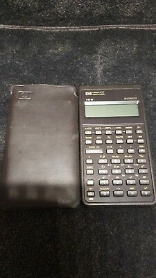 HP-10B Hewlett Packard Business Financial Calculator *B2*