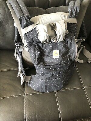 Ergobaby Original Ergonomic Baby to Toddler Multi Position Carrier Starry Sky