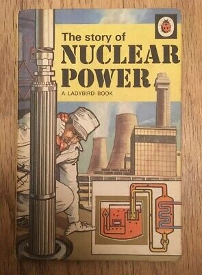 Vintage Ladybird The Story Of Nuclear Power Book Series 601 18p Net VGC
