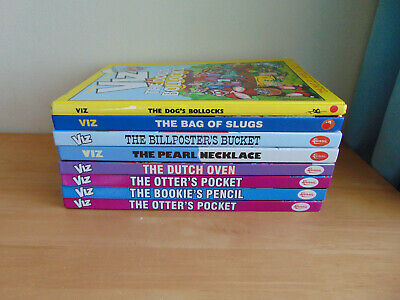 Viz Annuals. Job Lot.